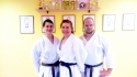Neue TrainerInnen des HSV Cottbus Karate