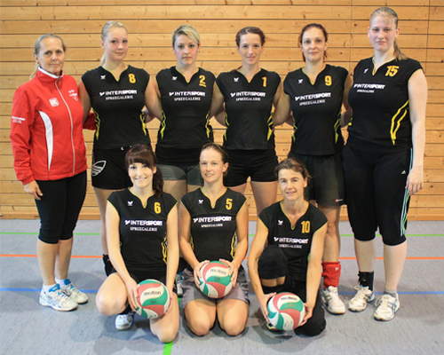 Team Damen 2 - Saison 2014/2015