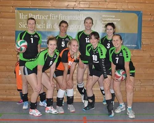 Team Damen 2 - Saison 2015/2016