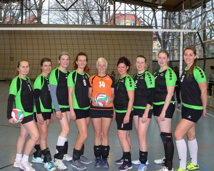 Team Damen 2 - Saison 2016/2017