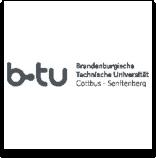 Logo BTU - Brandenburgische technische Universität Cottbus-Senftenberg