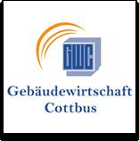 Logo GWC - Gebäudewirtschaft Cottbus