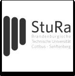 Logo StuRa - Brandenburgische Technische Universität Cottbus-Senftenberg