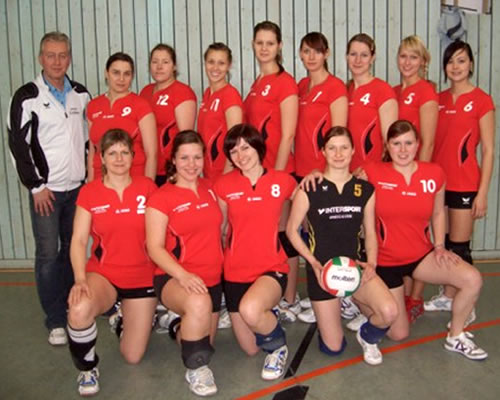 Team Damen 1 - Saison 2009/2010