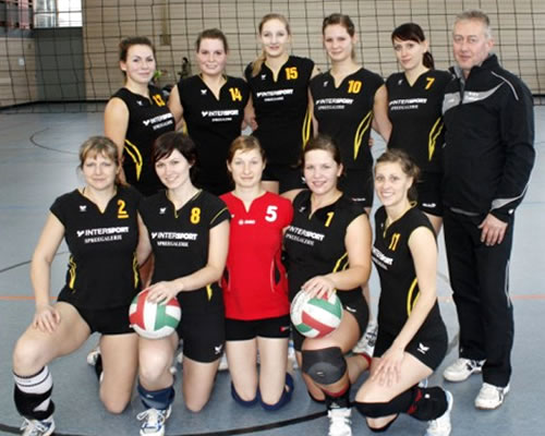 Team Damen 1 - Saison 2010/2011