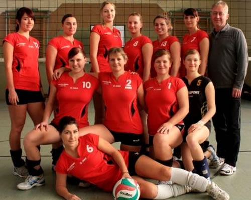 Team Damen 1 - Saison 2011/2012