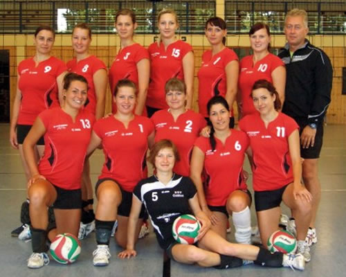 Team Damen 1 - Saison 2012/2013