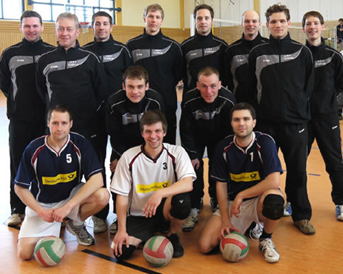 Team Herren 1 - Saison 2010/2011