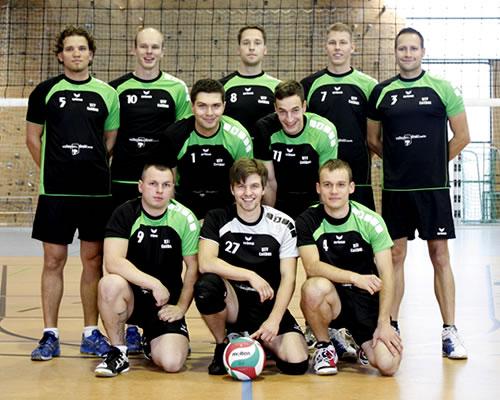 Team Herren 1 - Saison 2011/2012