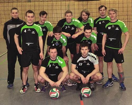 Team Herren 1 - Saison 2012/2013